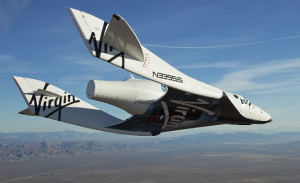 virgin galactic spacehip 2